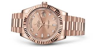 rolex day date ii champagne dial automatic 18k rose gold president rolex day date ii champagne dial automatic 18k rose gold president mens watch review