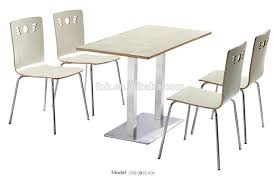popular cafe table and chair and furniture bistro cafe table and chairs factory