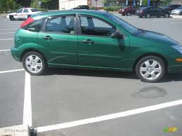 2002 Ford Focus hatch – pictures, information and specs - Auto ...