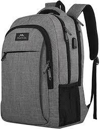 Travel Laptop Backpack, Business Anti Theft Slim ... - Amazon.com