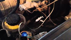 how to install tachometer 95 toyota truck 22re