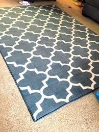 target blue rug impressive blue rugs target decoration