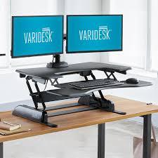 adjustable standing desk office. Adjustable-Height Standing Desk Solutions Adjustable Office
