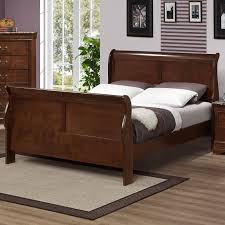 Marseille Bedroom Furniture Austin Group Marseille Queen Sleigh Bed With Curved Posts