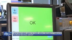 Florence Regional Airport installs $104K security equipment