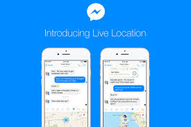 Facebook Messenger Adds Temporary Live Location Sharing