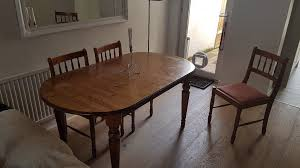 john lewis dining table 4 chairs