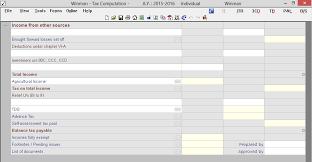 income tax payable balance sheet winman software tax software for ca income tax software e