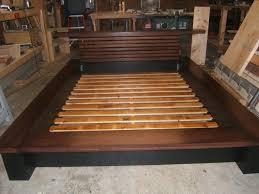 diy king size platform bed frame plans unique 987 best build a bunk bed plans pdf