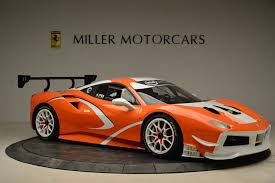 A cavallino rampante from modena. Pre Owned 2017 Ferrari 488 Challenge For Sale Miller Motorcars Stock 4452