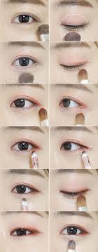 ว ธ แต งตาธรรมชาต korean makeup tutorials eye makeup tutorials korean makeup tutorial natural