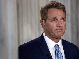 Jeff Flake Isn't Ruling Out a 2020 Run for President