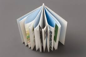 french fold books