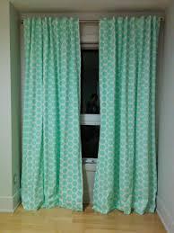 Hidden Tab Curtains Aztec Print Shower Curtain Curtains Decoration