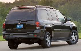 2006 Chevrolet TrailBlazer EXT - Information and photos - ZombieDrive