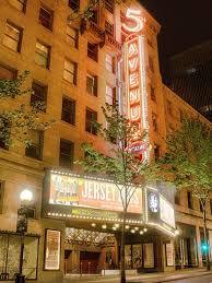 5th Avenue Theatre Seattle Wa Mrs Doubtfire Bliss