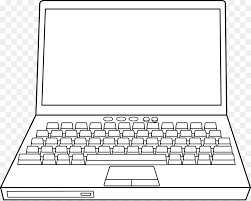 Computer Clip Art Computers Clipart Black And White Transparent Pictures On F