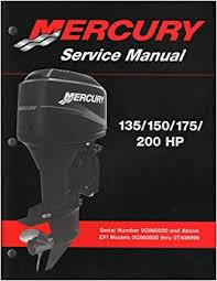 mercury service manual 135 150 175 200 hp serial number 0g960500 135 Mercury Control Box Wiring Diagram mercury service manual 135 150 175 200 hp serial number 0g960500 and above efi models 0g960500 thru 0t408999 paperback 2002 7 Pin Wiring Harness Diagram