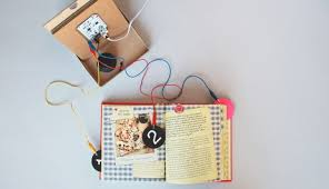How To Make A Recipe Book Make Your Own Touch Recipe Bare Conductive