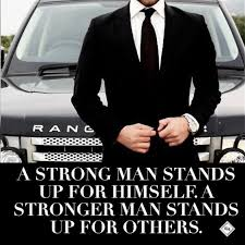 Strong Man Quotes New Gentlemen Quotes You Should Know SANCTIFLY MAMA