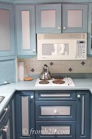 Melamine Kitchen Cabinets How To Paint Melamine Kitchen Cabinets How To Paint The Ojays