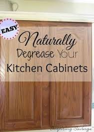 cleaning kitchen cabinet doors. Fine Kitchen How Degrease Your Kitchen Cabinets  All Naturally On Cleaning Cabinet Doors O