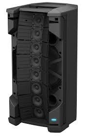 bose pa. bose f1 812 flexible array powered pa speaker pa