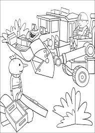 Small Picture Kids n funcom 87 coloring pages of Bob the Builder