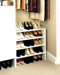 perfect unique diy closet shoe rack closet shoe rack ideas easy diy closet shoe rack youthxco