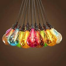 colored glass chandelier chandeliers supplieranufacturers at drops