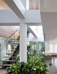 modern house design with indoor garden broadway renovation
