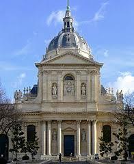 chapelle de la sorbonne. Façade Ouest Depuis La Place De Sorbonne Chapelle A