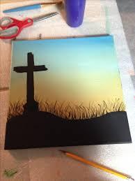 cross canvas painting ideas best 25 cross canvas paintings ideas on cross canvas