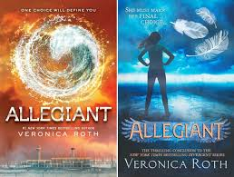 now we don t know much about this but we have gleaned some juicy tidbits about allegiant for starts both of the covers have water in them