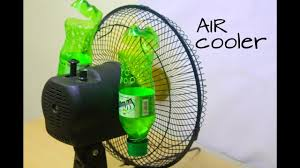 Home Air Conditioner How To Make Air Conditioner At Home Using Plastic Bottle Easy