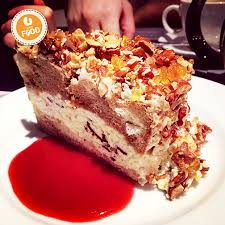 Alexis Bistro @ Bangsar, KL has the best tiramisu cake in town ...