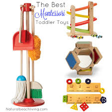 The Best Montessori Toys for a 2 year old, Educational Toddler Toys, Great Year Old - Natural Beach Living