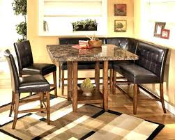 modern kitchen table chairs mid century round dining and rustic room alluring roun