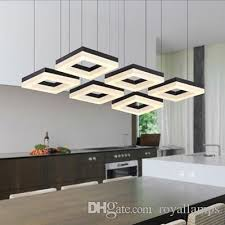 pendant lighting modern. discount led home lighting modern 4 pendant lights bar study room strip lustre reading light meeting office commercial industrial d