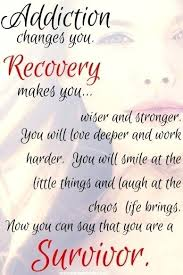 Addiction Quotes Addiction Inspirational Quotes Plus Addiction Recovery Quotes 100 And 42