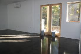Painting Cement Floors Black Concrete Paint Best Painting Of All Time