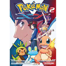 Pokemon XY : Volume 2 by Hidenori Kusaka