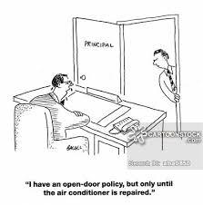 open door policy cartoon 2 of 69