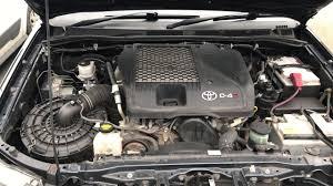 Toyota Hilux 3.0 1KD-FTV Engine - YouTube