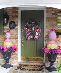 Small Picture Best 25 Outdoor easter decorations ideas on Pinterest Happy