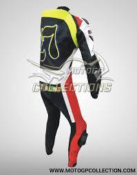 yamaha motorcycle racing custom leather suit