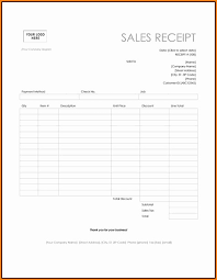 Business Receipt Template Microsoft Word Template 1 Resume