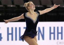 Gracie Gold Won\u0027t Compete in Olympics as She Continues Treatment ...