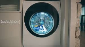 the new lg laundry with ai home