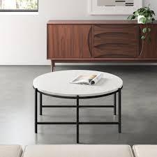 Стол restoration hardware coffee table. Modern Contemporary Marble Coffee Table Allmodern